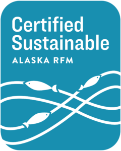 Certificado RFM Alaska Seafood